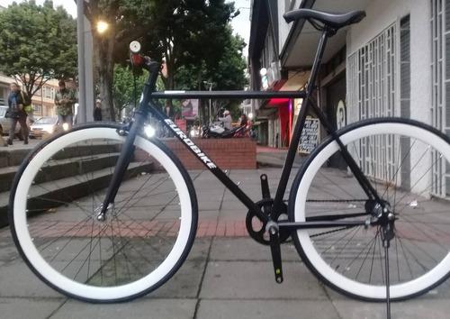 bicicleta fixie nueva