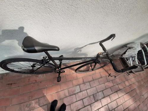 bicicleta fixie purefix piñon flip flop