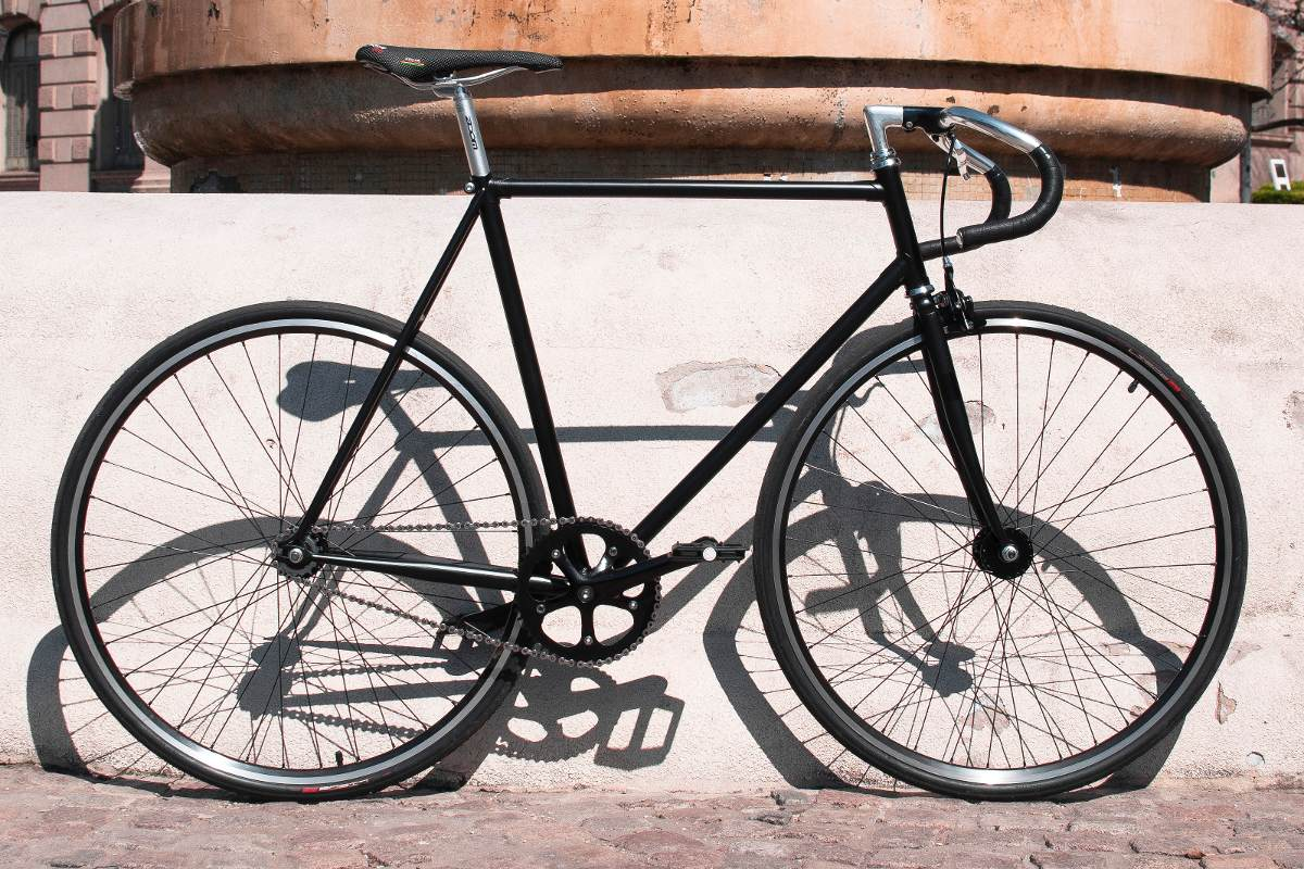 Bicicleta Fixie, Rod 28, Cuadro T56, Pista Palena- Rosario ...