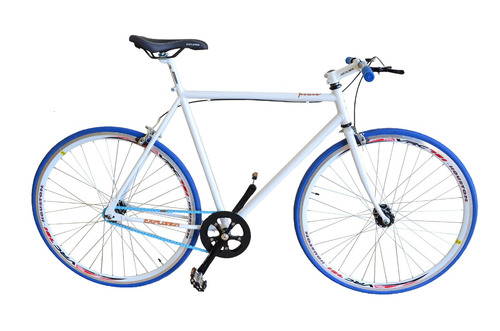 bicicleta fixie, rod