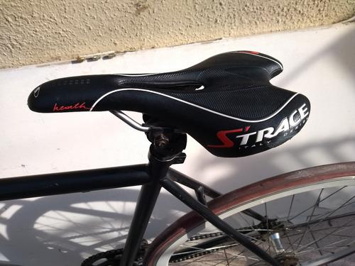 bicicleta fixie talla s mejorada con accesorios