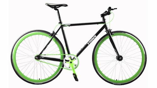 bicicleta fixie trinx
