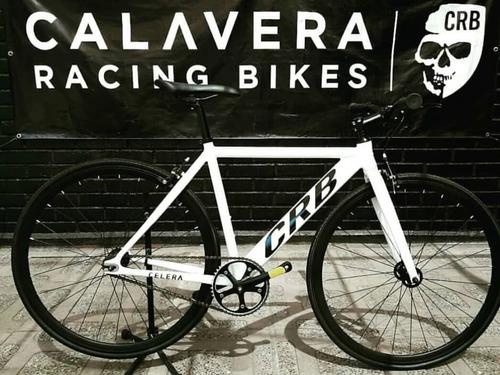 bicicleta fixie & urbana