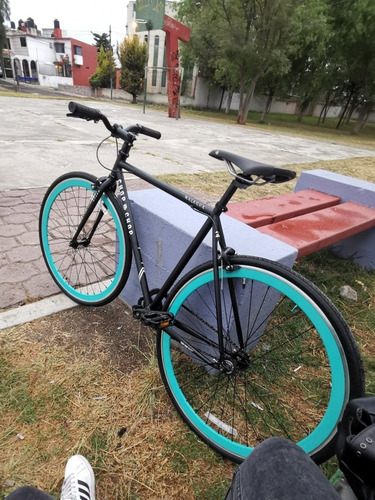 bicicleta flip-flop