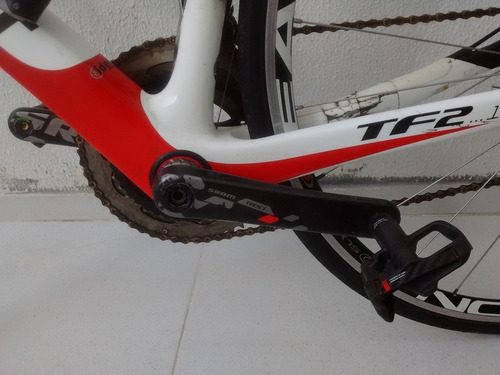 bicicleta fondriest t f2 1.0 sram red 7 kg speed road