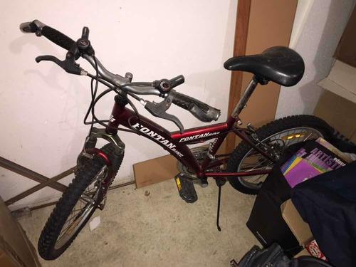 bicicleta fontan bike rin 20