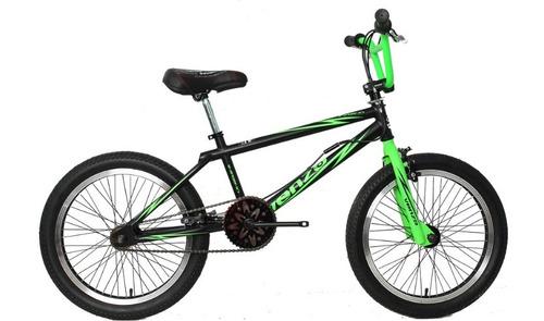bicicleta freestyle bmx rod 20 venzo inferno rotor premium