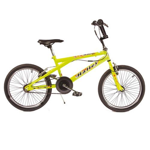 bicicleta freestyle r-20 halley