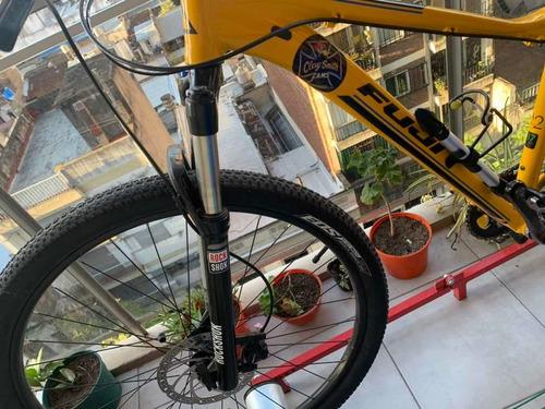 bicicleta fuji 1.7mejorada