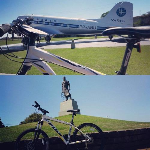 bicicleta fuji aro