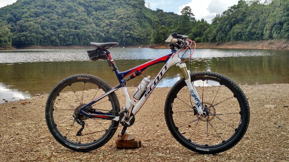 0a4b6b5ef24 Bicicleta Full Suspension Scott Spark 930 Carbono - R$ 13.990,00 em ...