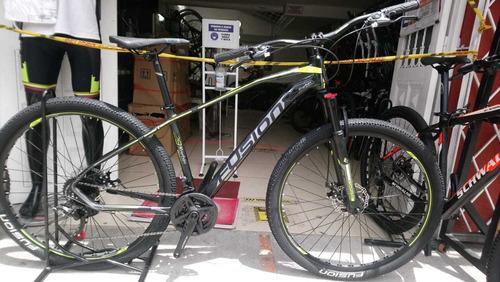 bicicleta fusion korbin