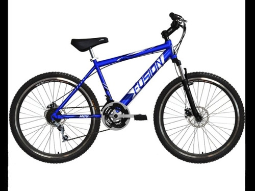 bicicleta fusión nueva