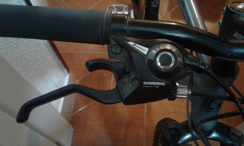 bicicleta ger alemana de aluminio