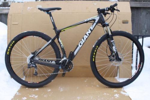 Bicicleta Giant Atx 27 5 Tenedor De Bloqueo Shimano 7 Veloc U S