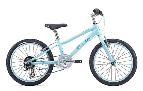 bicicleta giant enchant aro 20 niña rutadeporte