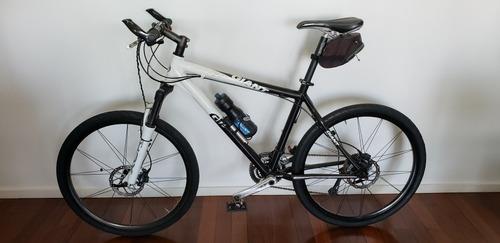 bicicleta giant xtc hb3 carbono aluminio - equipo shimano xt