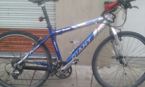 bicicleta giant xtc team