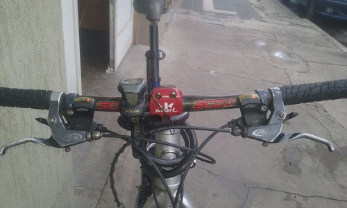 bicicleta giant xtc team