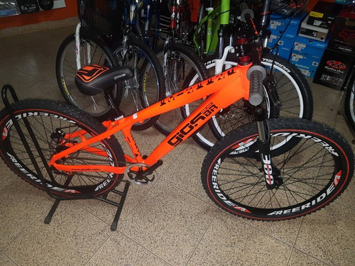 bicicleta gios - free ride - 2017