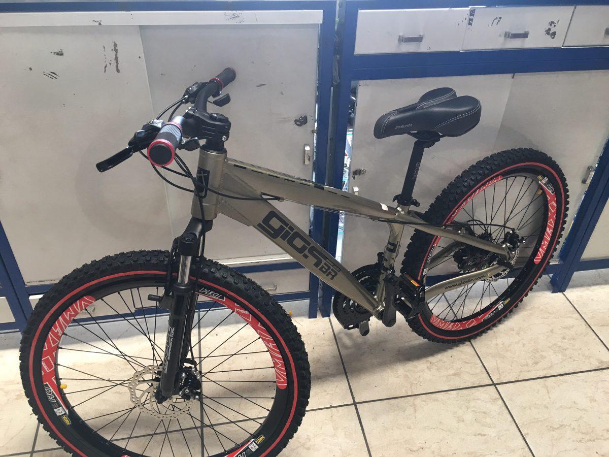 Adesivo De Parede Japones ~ Bicicleta Gios Frs Downhill Freio Disco Barata Trilha R$ 1 590,00 em Mercado Livre