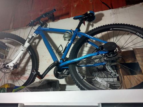 bicicleta gonew endorphine 7.3 - aro 29 - 24 marchas