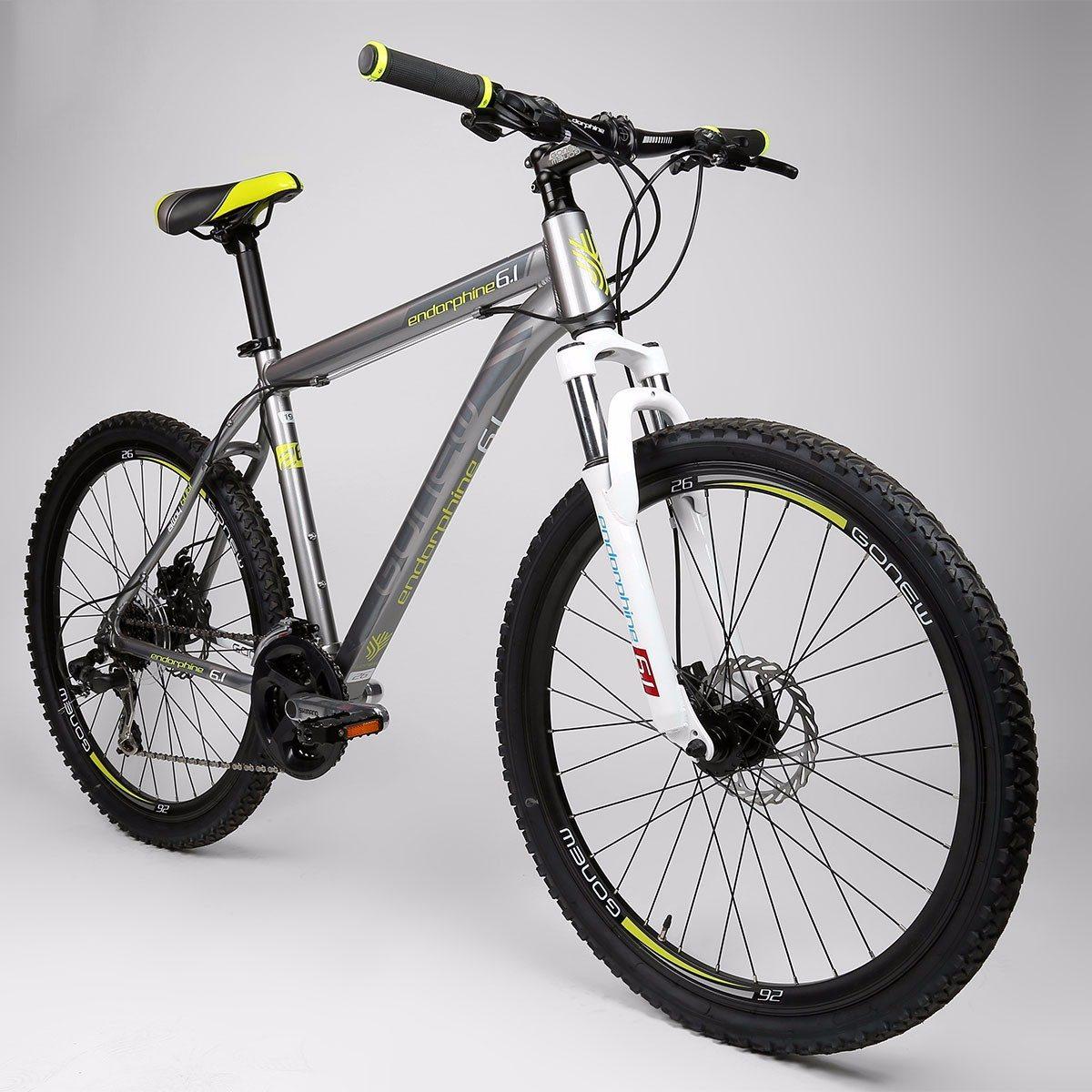 9a9ee561a bicicleta gonew endorphine shimano alumínio aro 26 19 bike. Carregando zoom.