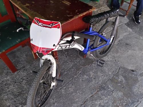 bicicleta gravity profesional mas ps2 slim nuevo con todo