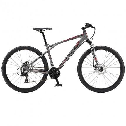 bicicleta gt charcoal 18 l susp. delantera aro 27.5 negra