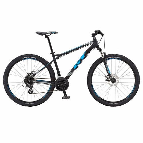 bicicleta gt outpost comp blk 2018 // anaquel