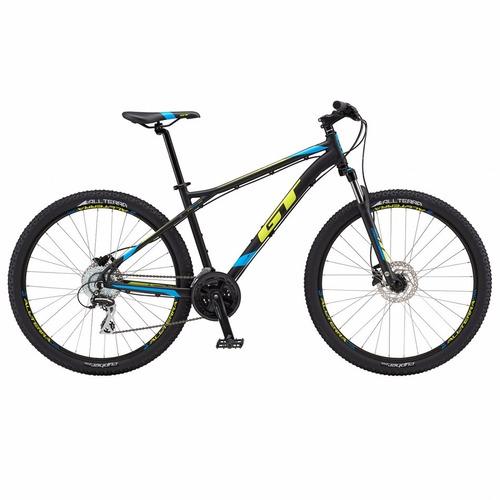 bicicleta gt outpost expert blk 2018