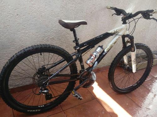 bicicleta gt rodado 26 con muchas mejoras