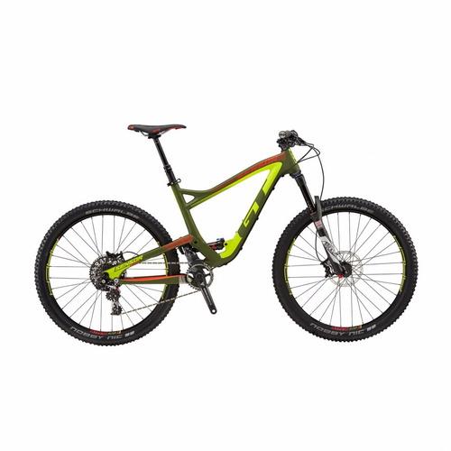 bicicleta gt sensor pro aro 27,5