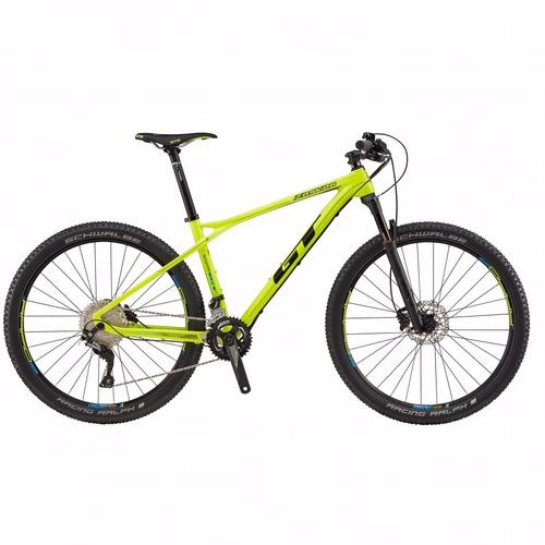 bicicleta gt zaskar carbon elite 27,5