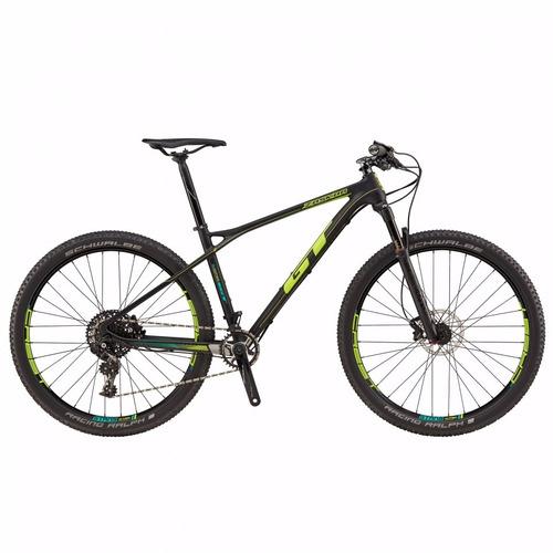 bicicleta gt zaskar carbon pro sram aro 27,5