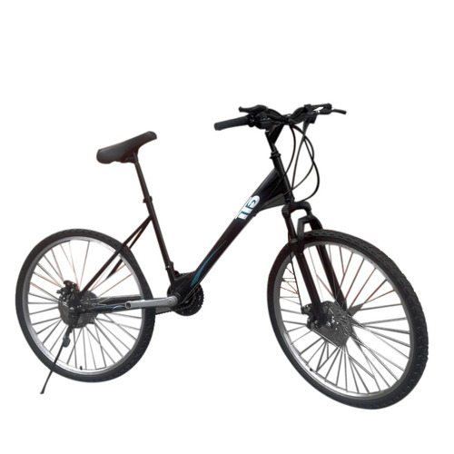 bicicleta gti city aro 26 freno de disco  incluido iva