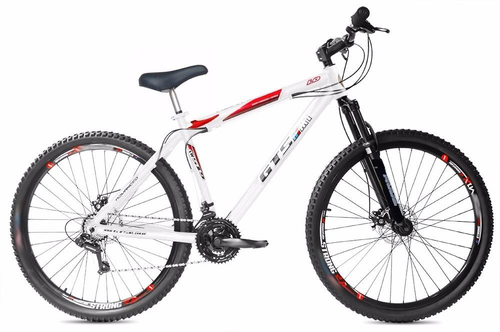 bicicleta gts m1 advanced freio a disco - oferta 12x s juros. Carregando  zoom. 471dc9846a7