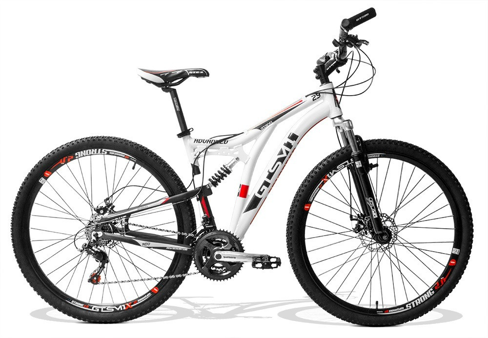 fad35c327 Bicicleta Gtsm1 Advanced New Full Aro 29 A Disco + Brindes - R ...