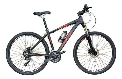 bicicleta gw alligator 29  shimano integrado tourney 21vel