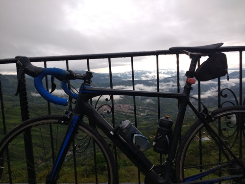bicicleta gw covadonga carbono