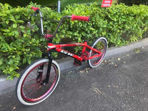 bicicleta gw elite