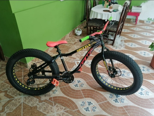 bicicleta gw erizzly