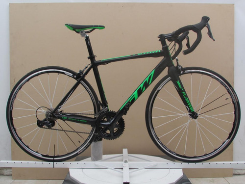 bicicleta gw flamma ruta shimano rin 700 ergopower carbono