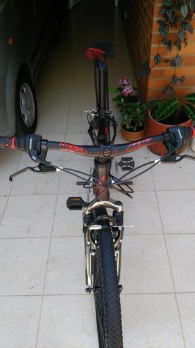bicicleta gw hyena 27.5 aluminio 21 v revoshifters vbrake