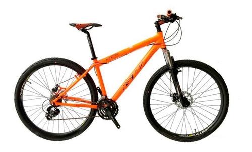 bicicleta gw hyena 27.5 shimano 7 vel. palancas integradas f