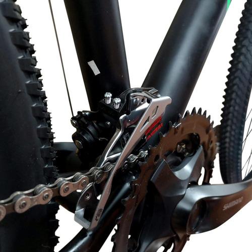 bicicleta gw hyena 29 shimano integrado f.hidraulico bloqueo