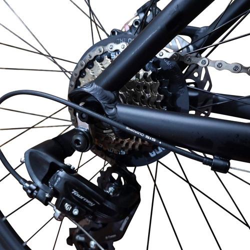 bicicleta gw hyena 29 shimano revoshift aluminio susp 21vel
