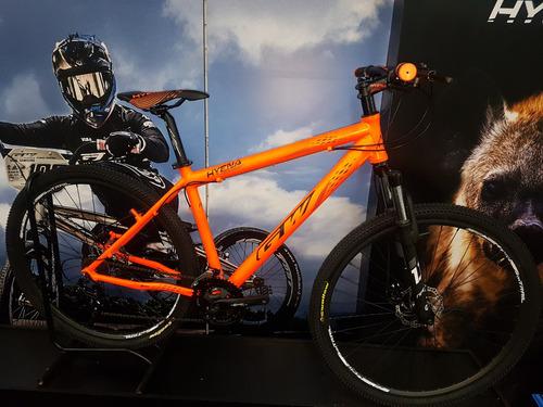 bicicleta gw hyena rin 27.5 gw 1.1 shimano tipo moto 21vel