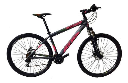 bicicleta gw jackal 29 altus shimano 9 vel hidráulico bloque