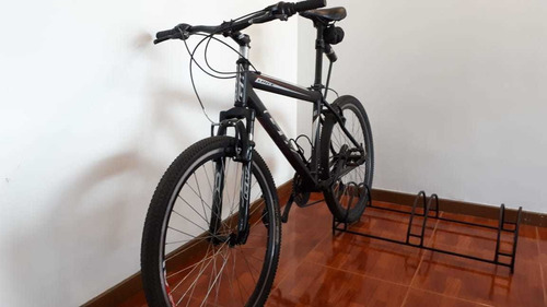 bicicleta gw lince negra